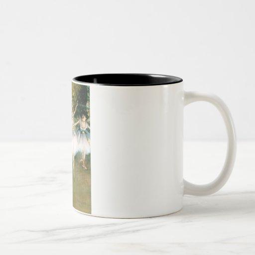 Dancer - Wire Fox Terrier #1 Coffee Mugs