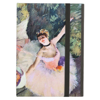 Dancer with a Bouquet of Flowers by Edgar Degas Case For iPad Air