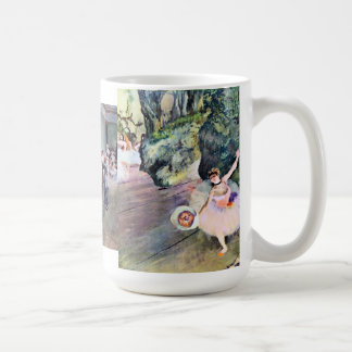 Dancer with a Bouquet of Flowers by Edgar Degas Coffee Mug