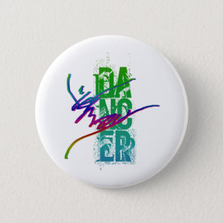 DANCER with DANCER ARTWORK Button