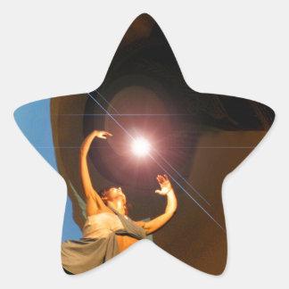 Dancer with the Star Star Sticker