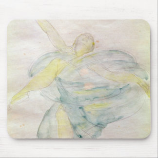 Dancer with Veils Mouse Pad