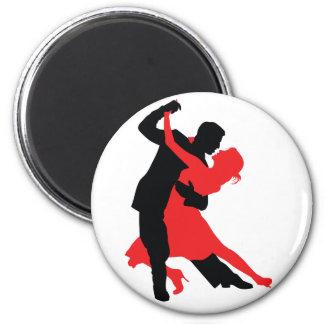 Dancers 1 magnet
