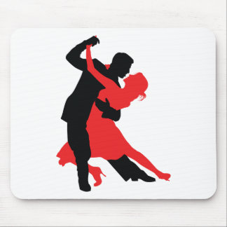Dancers 1 mouse pad