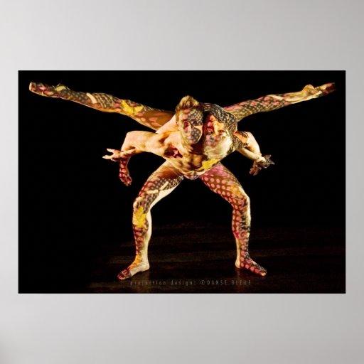 Dancers-4553a Poster