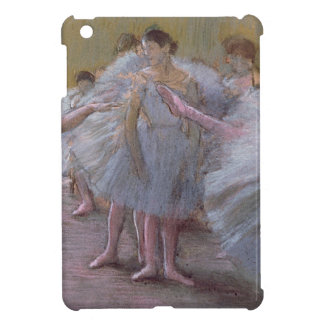Dancers at Rehearsal, , 1875-1877 iPad Mini Cover