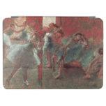 Dancers at Rehearsal, 1895-98 iPad Air Cover