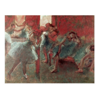 Dancers at Rehearsal 1895-98 Post Card