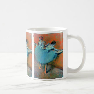 Dancers at the Bar by Degas Coffee Mug