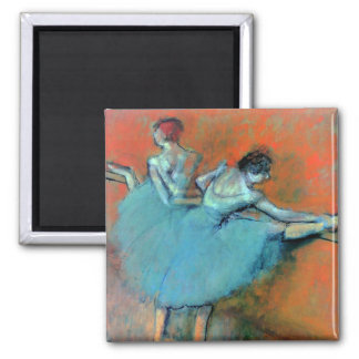 Dancers at the Bar by Degas Magnet