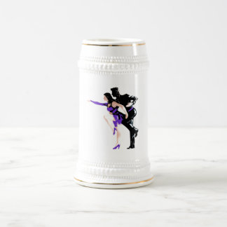 Dancers Beer Stein