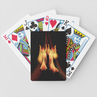 Dancers Bicycle Playing Cards