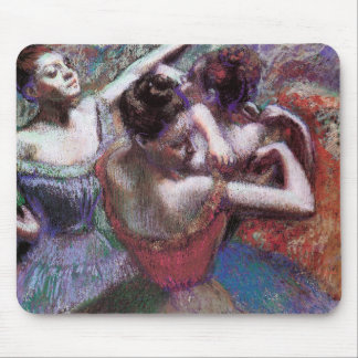 Dancers by Degas Mouse Pad