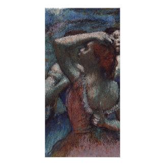Dancers by Edgar Degas Card