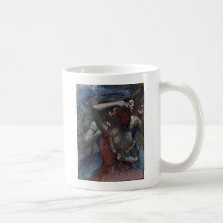 Dancers by Edgar Degas Mugs