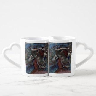 Dancers by Edgar Degas Lovers Mug Sets