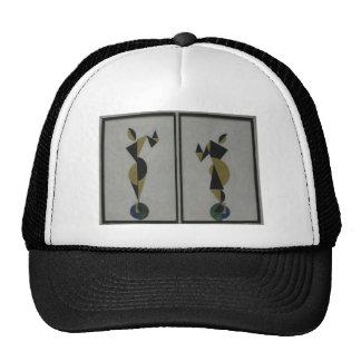 Dancers by Theo van Doesburg Trucker Hat
