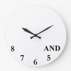 Dancers Clock
