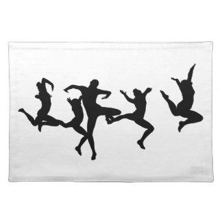 DANCERS CLOTH PLACEMAT