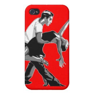 dancers  cover for iPhone 4