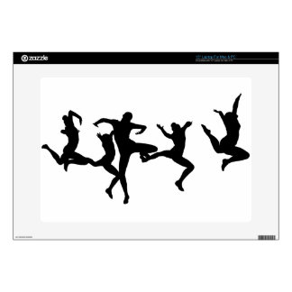 """DANCERS DECAL FOR 15"""" LAPTOP"""