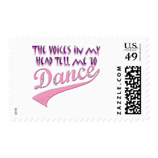 Dancers Delight Apparel and Merchandise Postage