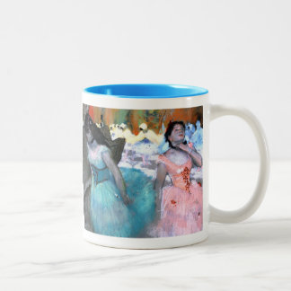 Dancers - Edgar Degas Mug