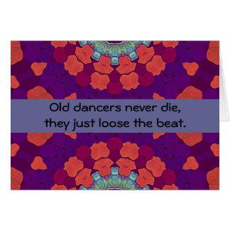 dancers humor card
