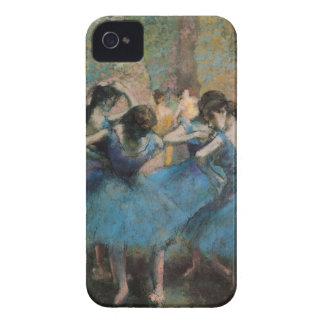 Dancers in blue, 1890 Case-Mate iPhone 4 cases
