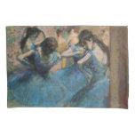 Dancers in blue, 1890 pillowcase