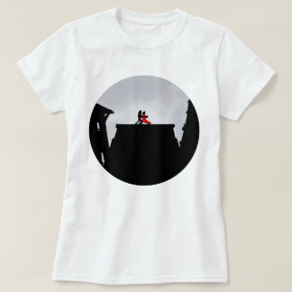 Dancers in the mist T-Shirt