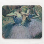 Dancers in Violet Mouse Pad