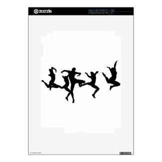 DANCERS iPad 2 DECALS