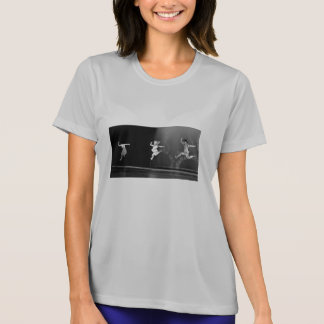 Dancers jumping high T-Shirt