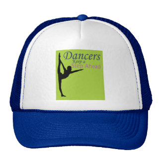 Dancers Keep a Step Ahead Trucker Hat