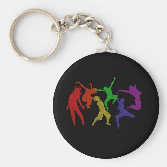 Dancers Keychain