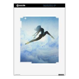 Dancer's Leap iPad 2 Skin