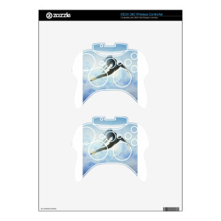 Dancer's Leap Xbox 360 Controller Decal