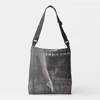 Dancer's Legs Crossbody Bag