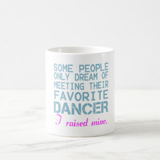 DANCER'S MOM COFFEE MUG