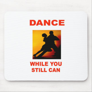 DANCERS MOUSE PAD