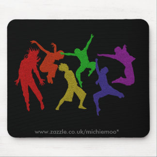 Dancers Mousepad