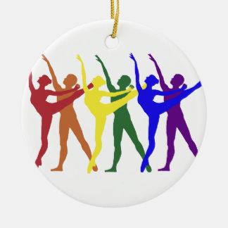 Dancers Ornament