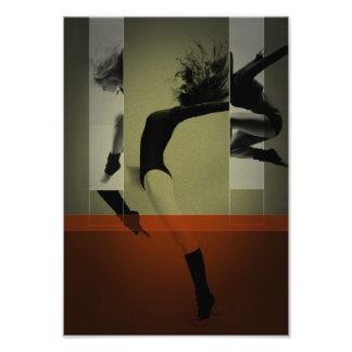 Dancers Photo Print
