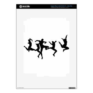 DANCERS SKIN FOR iPad 3