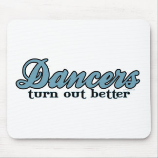 Dancers Turn Out Better Mouse Pad