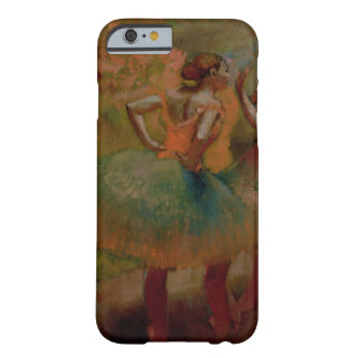 Dancers Wearing Green Skirts, c.1895 Barely There iPhone 6 Case