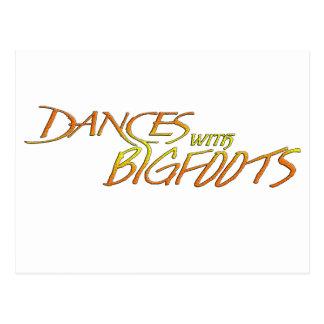 Dances with Bigfoot Post Cards