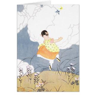 Dances with Butterflies Card