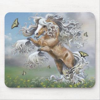 Dances With Butterflies Mouse Pad